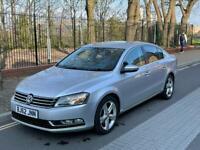 2012 Volkswagen Passat 2.0 TDI Bluemotion technology £30 Tax A YEAR Full service timing belt change