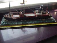 Kellys Coal Boat (ANNAGHMORE) Belfast Model