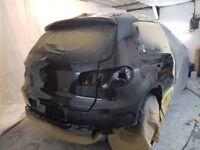 Vehicle Paint Sprayer/Panel beater