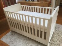 Silver Cross Nostalgia Nursery Set with Cot Bed, Dresser and Wardrobe