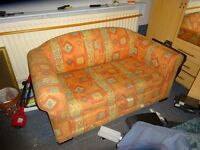 2 seater sofa FREE Collection