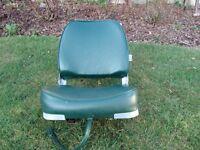 Folding Boat Helm Seat