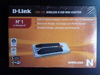 D-Link Wireless N USB Mini Adapter