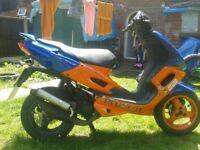 peugeot speedfigth 2 50cc lc