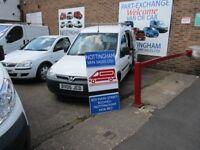 Vauxhall COMBO CDTI 1.3L 2005 NO-VAT