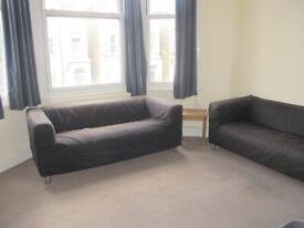 Spacious THREE DOUBLE BEDROOM apartment - St Saviours Rd, Brixton, London SW2