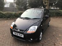 Chevrolet Matiz 1.0 SE Flair 5dr 2008 in Black