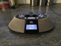 JBL iPhone sound box £15 ONO