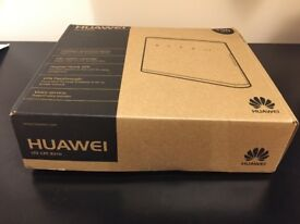 Huawei Modem B310 for sale - Nearly New - In Box