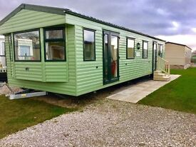 Static Caravan For Sale, By The Seaside