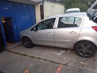 Vauxhall CORSA (2007-2010)breaking all parts