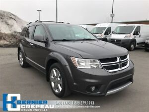 2014 Dodge Journey R/T **7 PASSAGERS, DVD, TOIT, GPS**