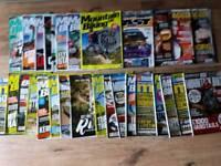 Mountain biking magazines