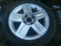 1x Renault Clio wheel