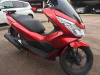 NEW SHAPE HONDA PCX 125 SCOOTER - BEST COLOUR - LOW MILES - SH/PIAGGIO/YAMAHA/VITY/VISION