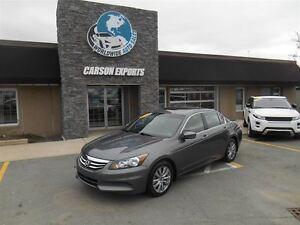 2012 Honda Accord EXL NAVI!   FINANCING AVAILABLE!