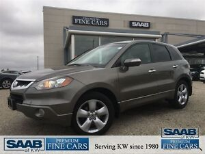2008 Acura RDX ACCIDENT FREE TECH PKG NAV Leather Moonroof Alloy