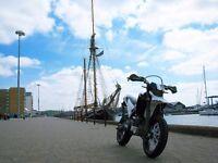 Yamaha WR250X A2 legal supermoto custom