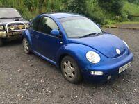 VW Beetle 2.0