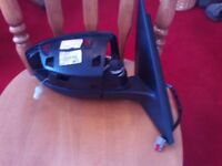 FORD GALAXY 2011 O/S RIGHT WING MIRROR