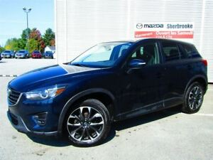 2016 Mazda CX-5 GT AWD NAVIGATION CUIR TOIT OUVRANT