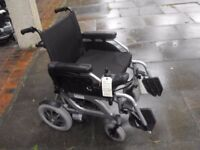 DAYS ESCAPE FOLD UP POWER WHEELCHAIR