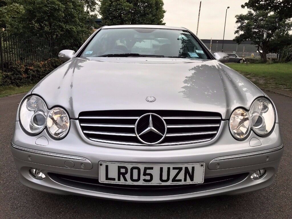 Mercedes Benz CLK 320 Avantgarde 2dr Automatic ***Very Low Mileage
