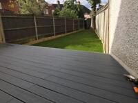 Decking installer .Softwood Decking, Hardwood Decking, ceder trellis work ,composite decking