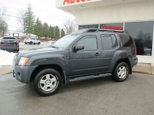 2008 Nissan Xterra Off Road