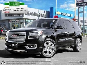 2015 GMC Acadia GREAT LOOKING AWD-V6- EXCELLENT FAMILY VEHICLE