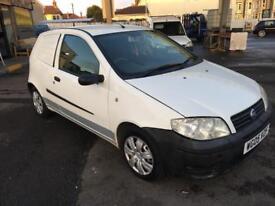 2005 Fiat Punto Van