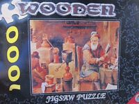 Jigsaw Puzzle - Wooden