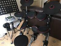 Carlsbro digital drum kit CDS200