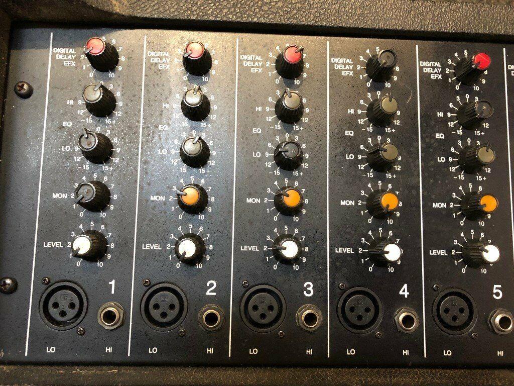 SOUNDTECH 306D MIXER AMP (SPARES OR REPAIR)   in Swindon, Wiltshire    Gumtree