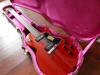 2014 Gibson Custom Shop Les Paul Special 1960 Reissue VOS Historic New Junior