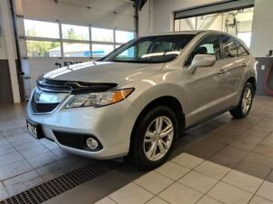 2014 Acura RDX AWD - Leather - Backup cam - Accident FREE!