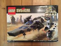 Collectible Official LEGO Star Wars: Sith Infiltrator Set 7151