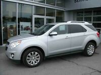 2012 CHEVROLET EQUINOX AWD LT traction integrale