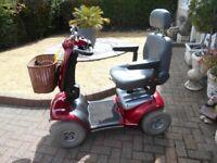 cadiz 8mph mobility scooter
