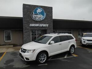 2016 Dodge Journey R/T 7 PASSENGER! 28KM! FINANCING AVAILABLE!