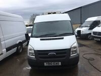 FORD TRANSIT MEDIUM BASE FRIDGE VAN.2010.ONE OWNER,FULL HISTORY