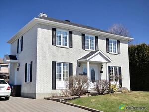 444 000$ - Maison 2 étages à vendre à Lebourgneuf