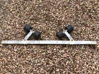 RIB Boat trailer beam rollers Indespension