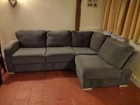 Large Nabru corner sofa