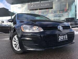 2015 Volkswagen Golf Trendline Heated Seats