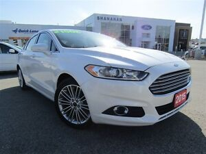 2015 Ford Fusion SE | AWD | LEATHER | SYNC |