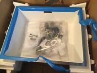 New / Boxed - Blanco Steel Frame & Silgranit Sink.