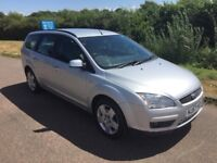 2007 (57) Ford Focus 1.6 Style Estate Automatic - Long MOT