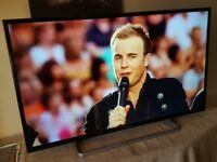 Panasonic 50 Inch Smart WiFi Built In Full HD 1080p LED TV With Freeview HD, (Model TX-50AS500B)!!!