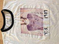 Original Taylor Swift 1989 Tour t-shirt